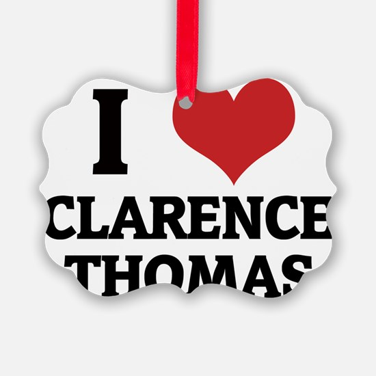 CLARENCE THOMAS Ornament