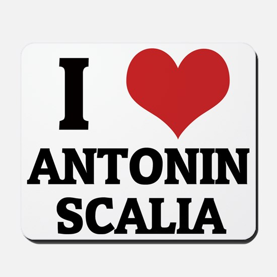 ANTONIN SCALIA1 Mousepad