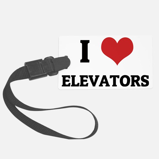 ELEVATORS Luggage Tag