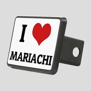 MARIACHI Rectangular Hitch Cover