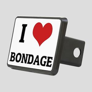 BONDAGE Rectangular Hitch Cover