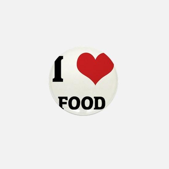 FOOD Mini Button