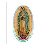 Virgin Guadalupe Small Poster
