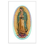 Virgin Guadalupe Large Poster