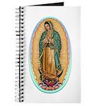 Virgin Guadalupe Journal