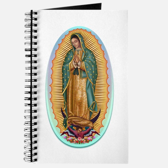 Virgin Guadalupe Journal