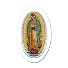 Virgin Guadalupe Wall Decal