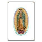 Virgin Guadalupe Banner