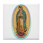 Virgin Guadalupe Tile Coaster