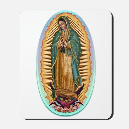 Virgin Guadalupe Mousepad