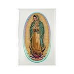 Virgin Guadalupe Rectangle Magnet (100 pack)
