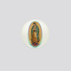 Virgin Guadalupe Mini Button