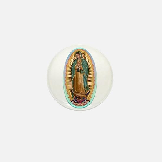 Virgin Guadalupe Mini Button