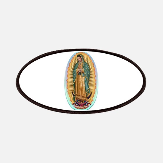 Virgin Guadalupe Patches
