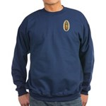 Virgin Guadalupe Sweatshirt (dark)