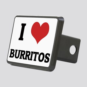 BURRITOS Rectangular Hitch Cover