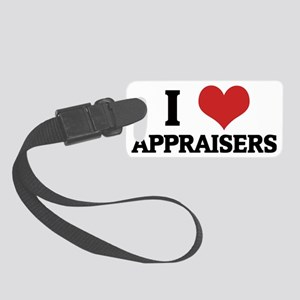 APPRAISERS Small Luggage Tag