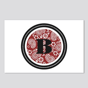 Red Postcards (Package of 8)