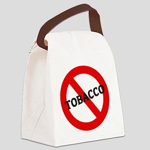 TOBACCO112 Canvas Lunch Bag