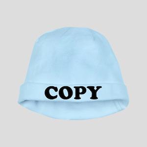 Copy baby hat
