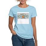 Florida NDN Pride Women's Pink T-Shirt