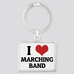 MARCHING BAND Landscape Keychain