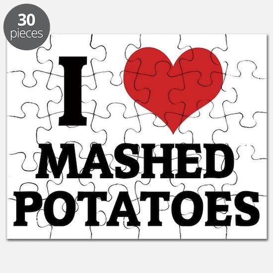 MASHED POTATOES Puzzle