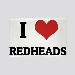 REDHEADS Rectangle Magnet