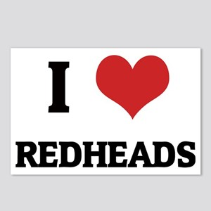 REDHEADS Postcards (Package of 8)