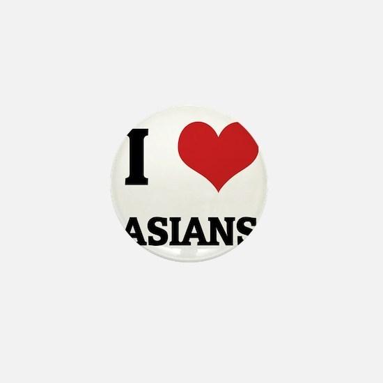 ASIANS Mini Button