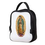 La Guadalupana Neoprene Lunch Bag
