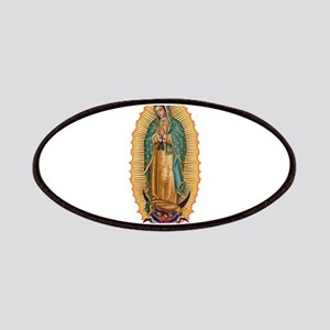 La Guadalupana Patches