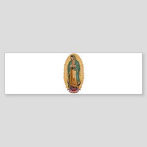 La Guadalupana Sticker (Bumper)