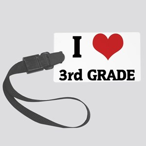 3rd GRADE Large Luggage Tag
