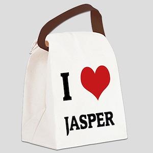 JASPER Canvas Lunch Bag