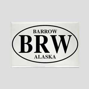 Barrow Rectangle Magnet