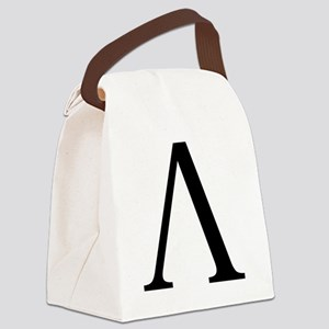lamba Canvas Lunch Bag