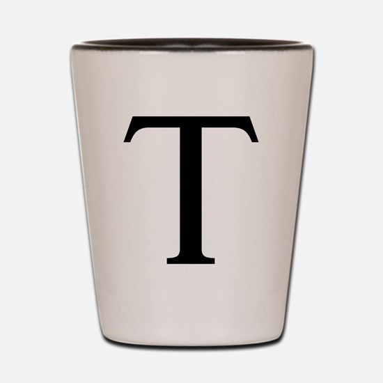 tau Shot Glass