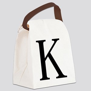 kappa Canvas Lunch Bag
