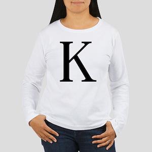 kappa Women's Long Sleeve T-Shirt