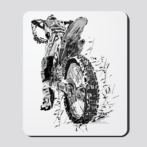 Motor Cross Mousepad
