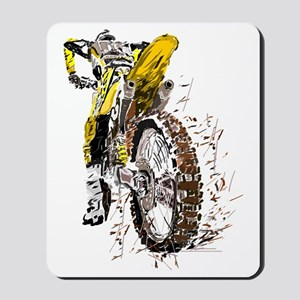 Motorcross Mousepad