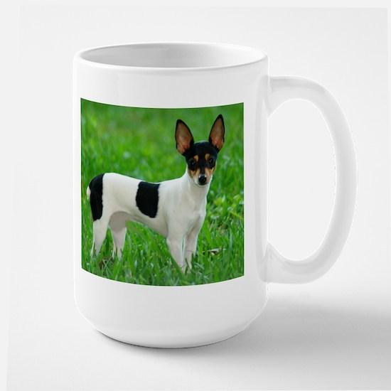 toy fox terrier Mugs