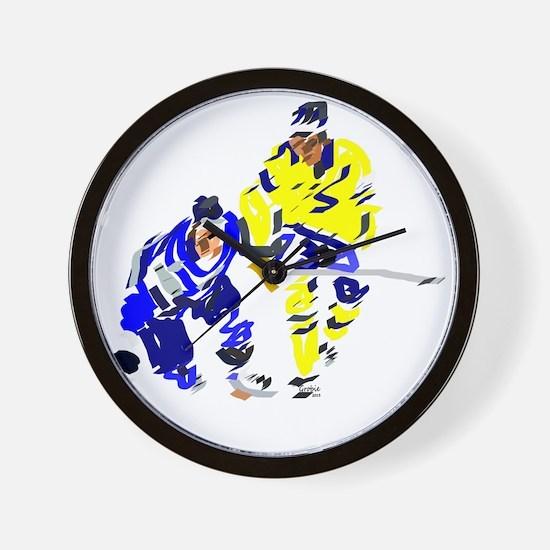 Icehockey Wall Clock