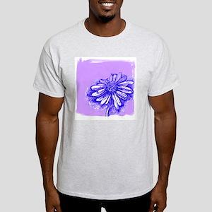 Purple Flower Light T-Shirt