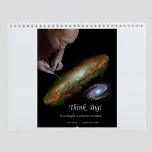 Think Big! -1- 12 Month Calendar