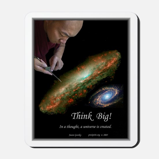 Think Big! -2- Mousepad