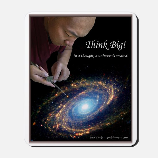 Think Big! -5- Mousepad