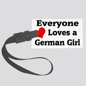 germangirlz Large Luggage Tag