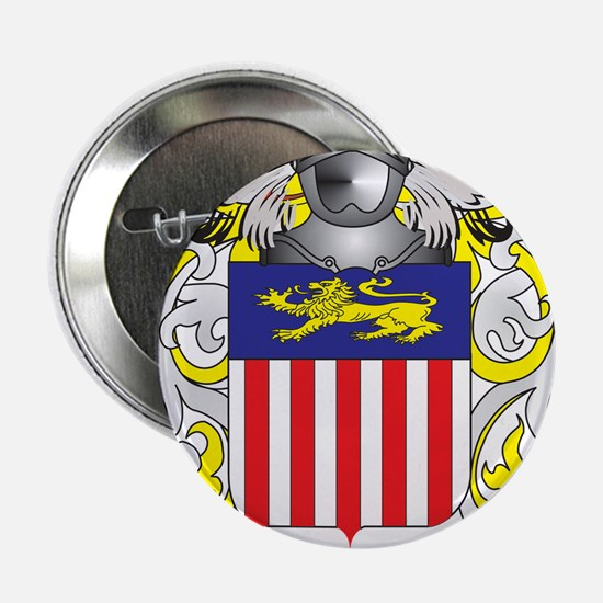 """Lankford Coat of Arms - Family Crest 2.25"""" Button"""